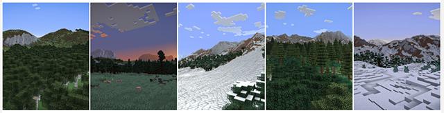 TerraForged Gallery